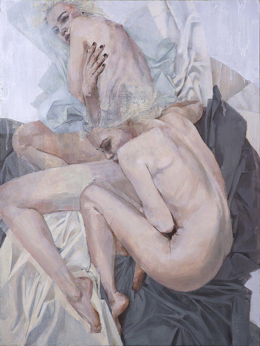dipinti-olio-ragazze-sensuali-vulnerabili-christine-wu-04