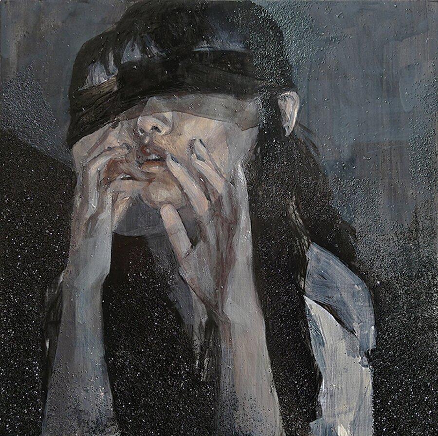 dipinti-olio-ragazze-sensuali-vulnerabili-christine-wu-11