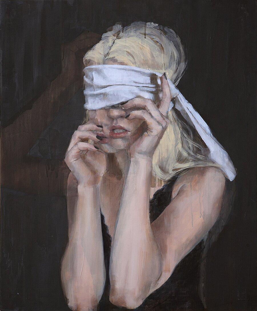 dipinti-olio-ragazze-sensuali-vulnerabili-christine-wu-13