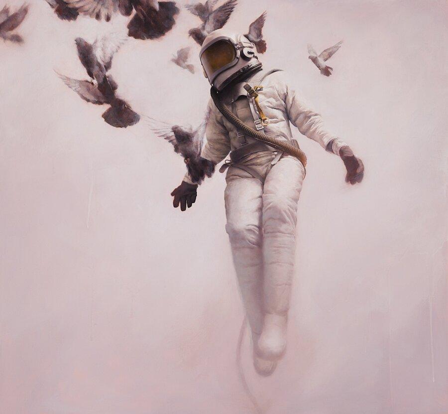 dipinti-surreali-cosmonauti-uccelli-jeremy-geddes-03