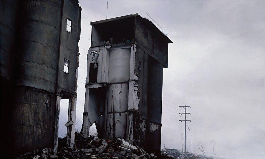 dipinti-surreali-cosmonauti-uccelli-jeremy-geddes-04