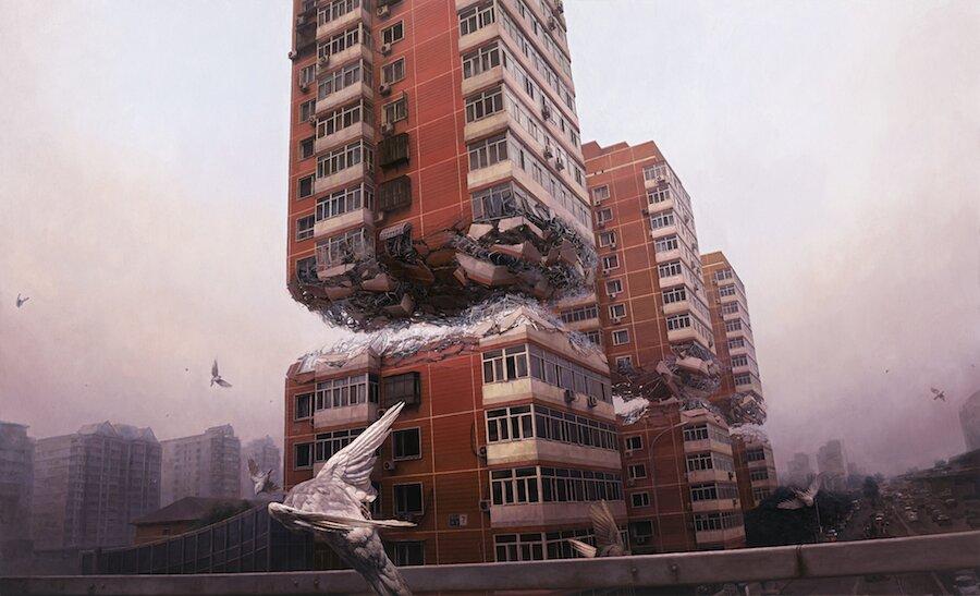 dipinti-surreali-cosmonauti-uccelli-jeremy-geddes-13