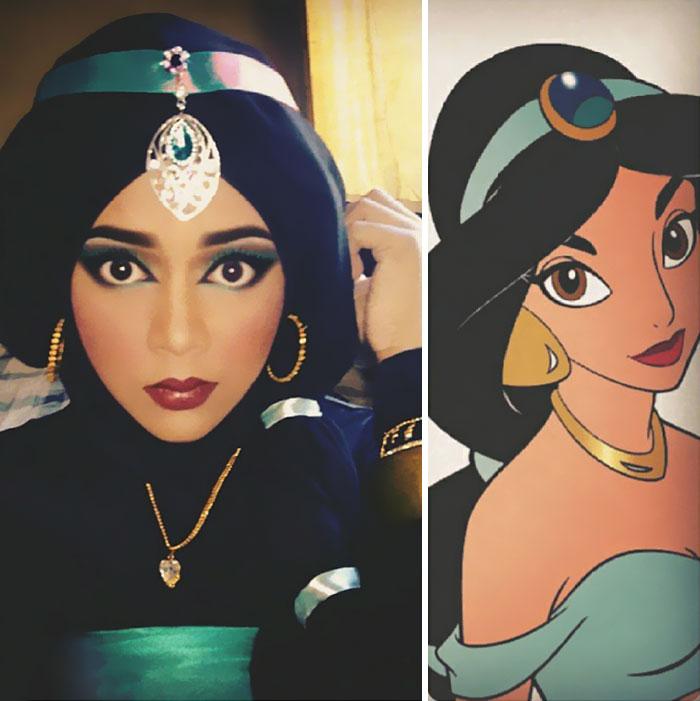 hijab-principesse-disney-makeup-art-queen-of-luna-01