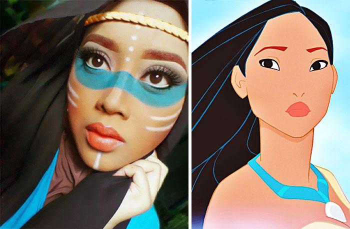 hijab-principesse-disney-makeup-art-queen-of-luna-03