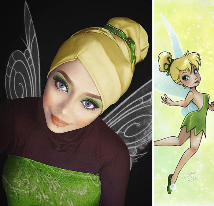 hijab-principesse-disney-makeup-art-queen-of-luna-07