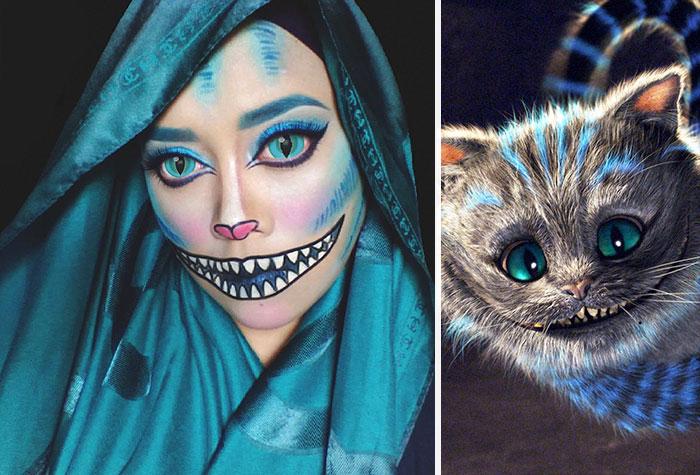 hijab-principesse-disney-makeup-art-queen-of-luna-11