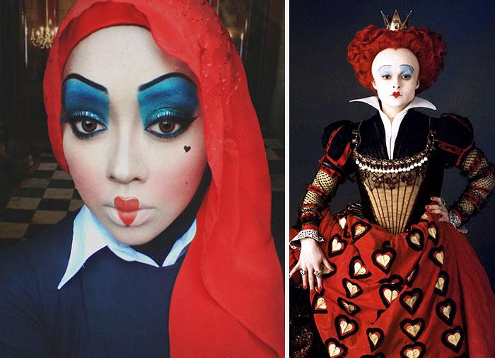 hijab-principesse-disney-makeup-art-queen-of-luna-13