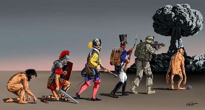illustrazioni-satiriche-evoluzione-uomo-darwin-day-11