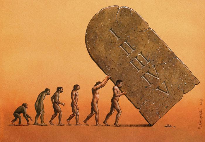 illustrazioni-satiriche-evoluzione-uomo-darwin-day-15