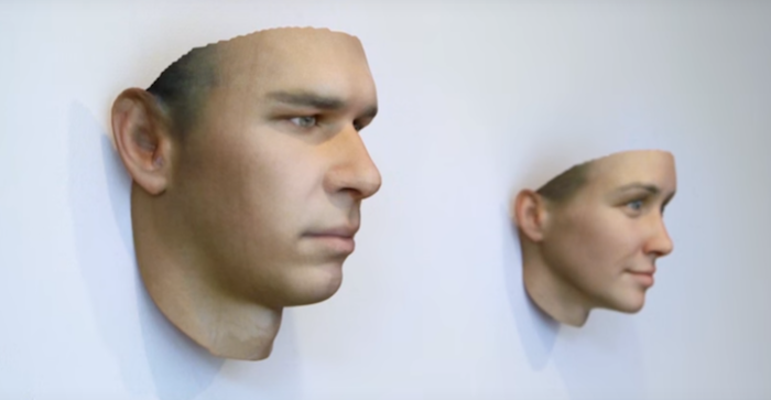 maschere-umane-dna-copie-arte-heather-dewey-hagborg-02