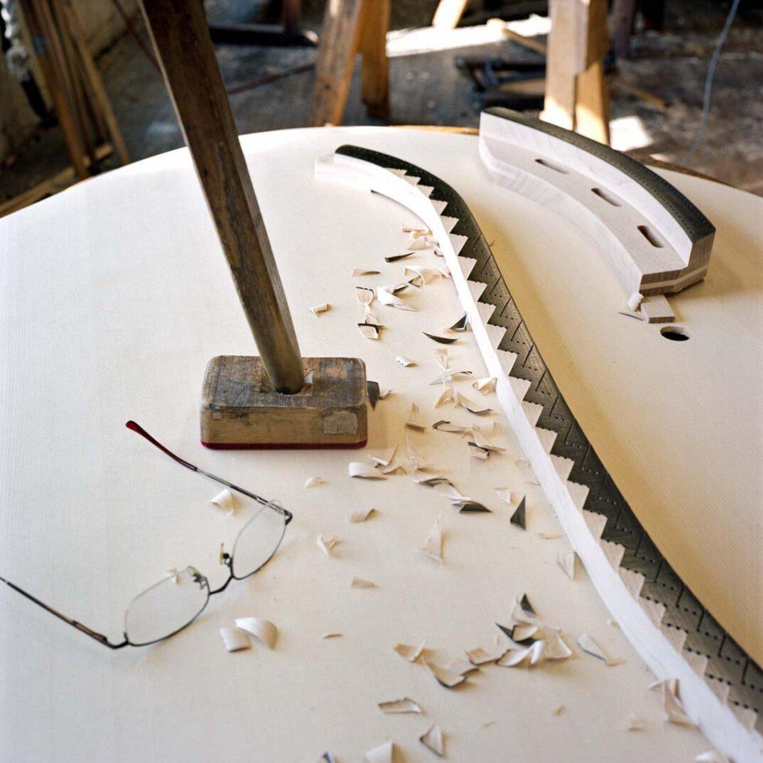 Steinway Piano Factory, Astoria, NY
