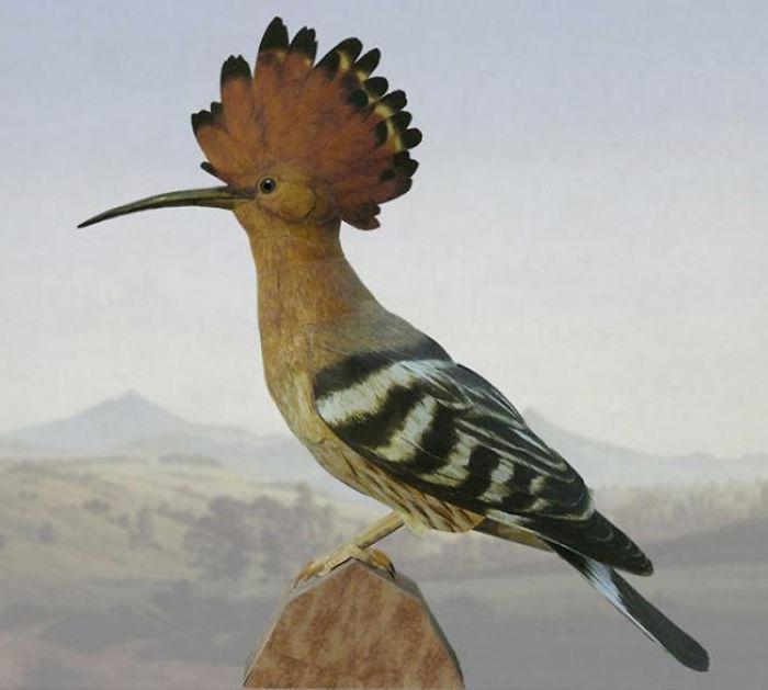 sculture-uccelli-carta-realistici-johan-scherft-08