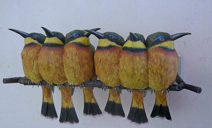 sculture-uccelli-carta-realistici-johan-scherft-11