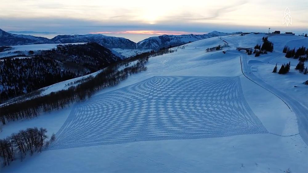 snow-art-disegni-neve-simon-beck-video-1