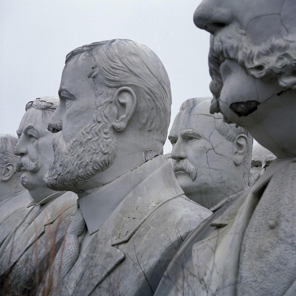 statue-busti-presidenti-usa-abbandonati-patrick-jouist-3
