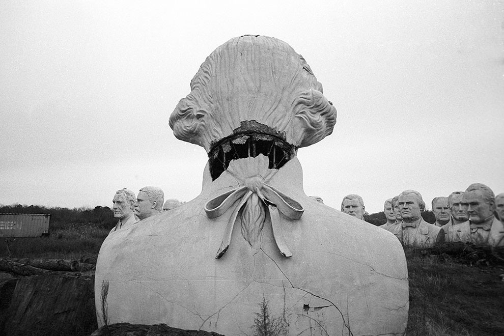 statue-busti-presidenti-usa-abbandonati-patrick-jouist-8