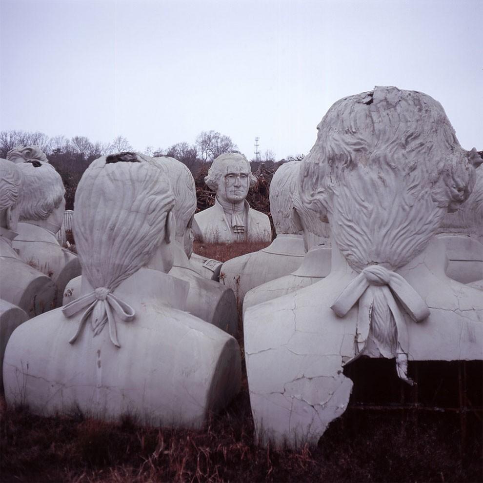 statue-busti-presidenti-usa-abbandonati-patrick-jouist-9