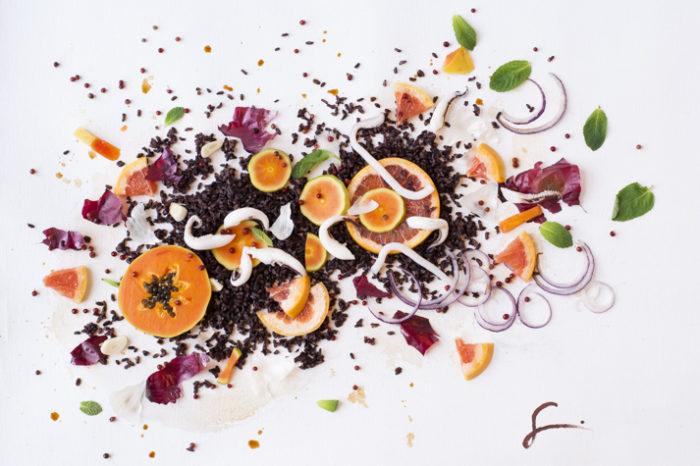 FoodOnCanvasRiso Kandinsky