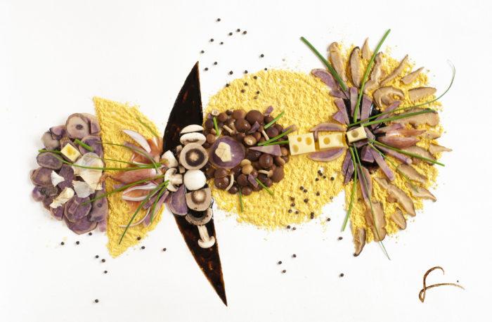 Senape Food on Canvas