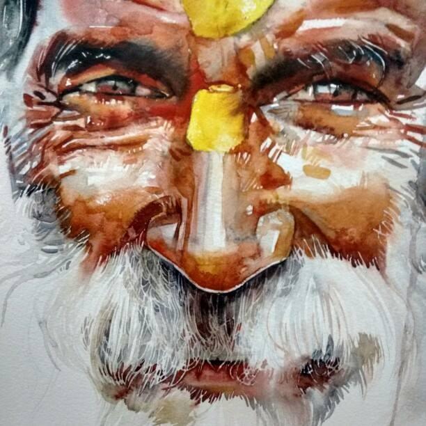 acquerelli-volti-india-rajkumar-sthabathy-06