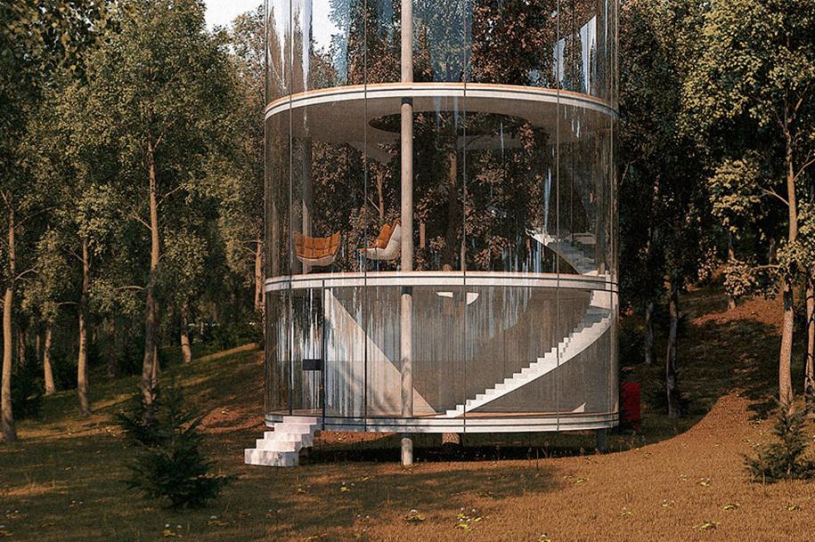 albero-in-casa-di-vetro-aibek-almassov-architettura-3