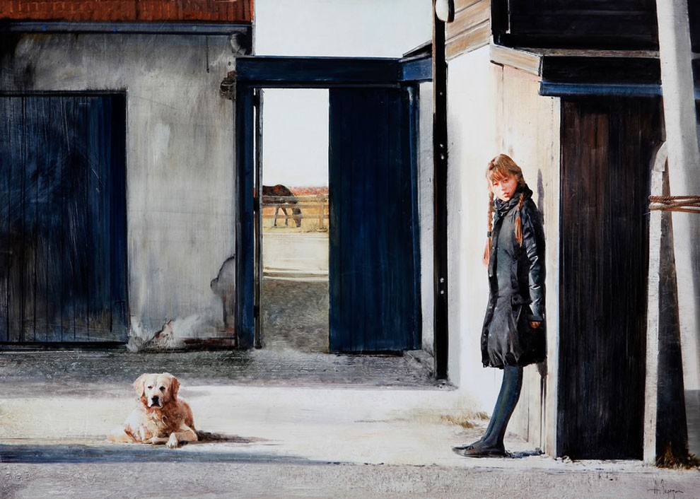dipinti-pittura-iperrealistica-adolescenza-andrei-zadorine-04