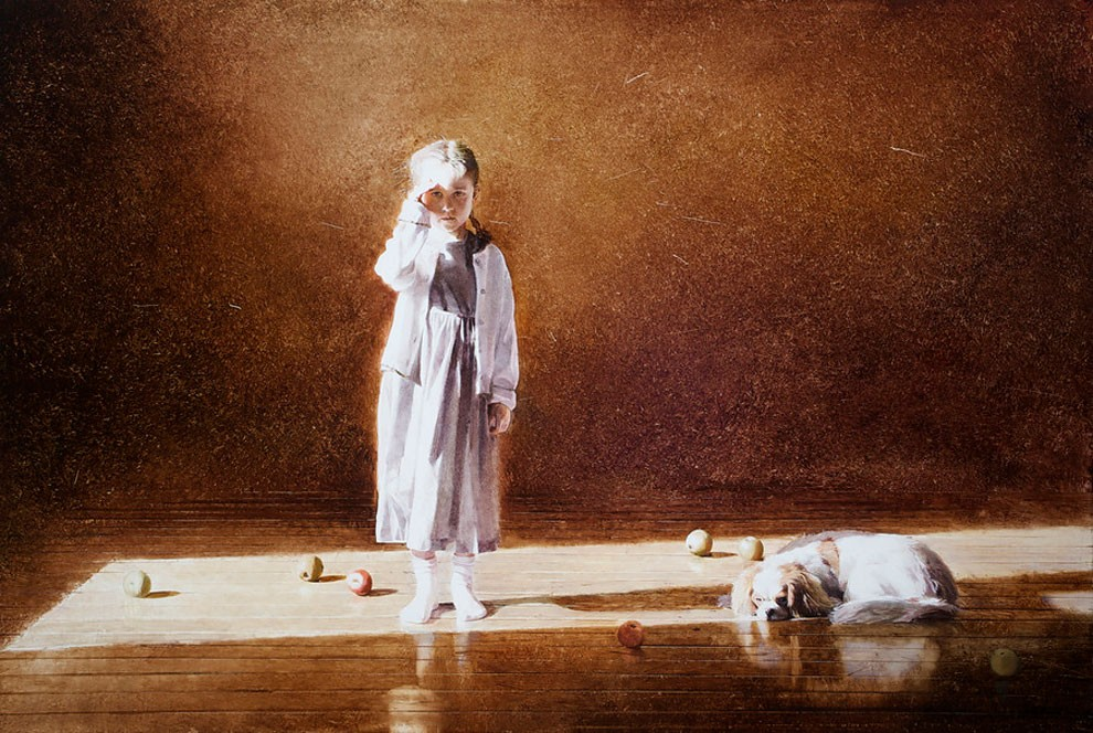dipinti-pittura-iperrealistica-adolescenza-andrei-zadorine-12