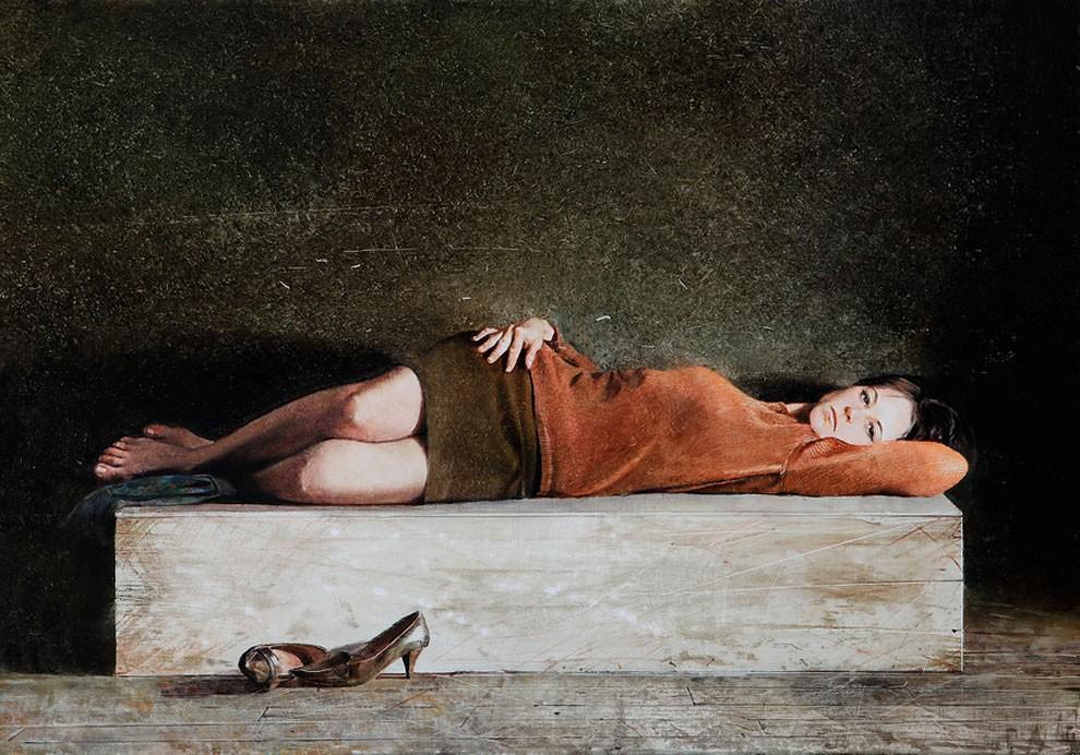 dipinti-pittura-iperrealistica-adolescenza-andrei-zadorine-13