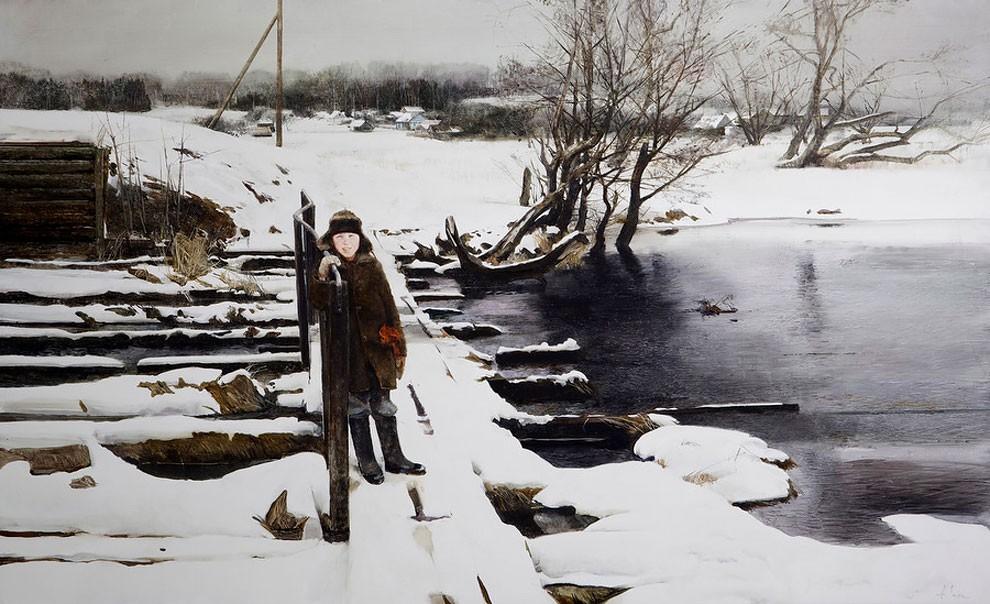 dipinti-pittura-iperrealistica-adolescenza-andrei-zadorine-14