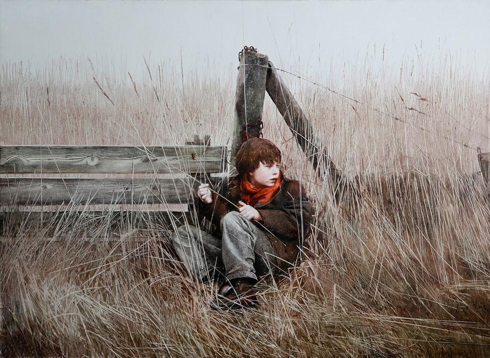 dipinti-pittura-iperrealistica-adolescenza-andrei-zadorine-15