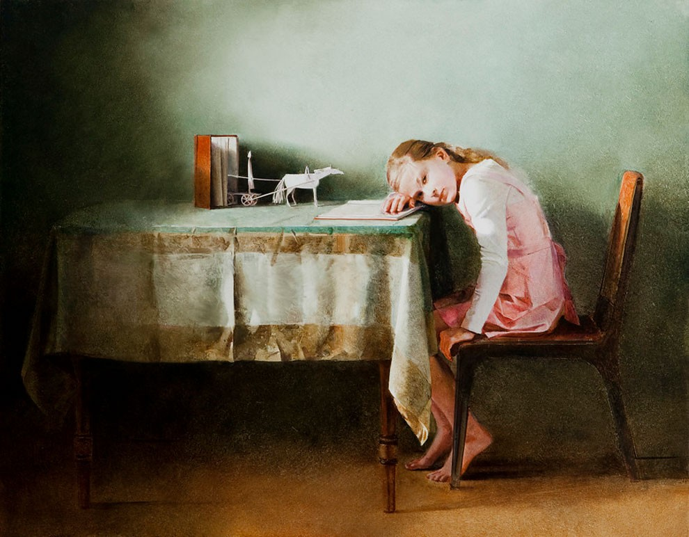 dipinti-pittura-iperrealistica-adolescenza-andrei-zadorine-17