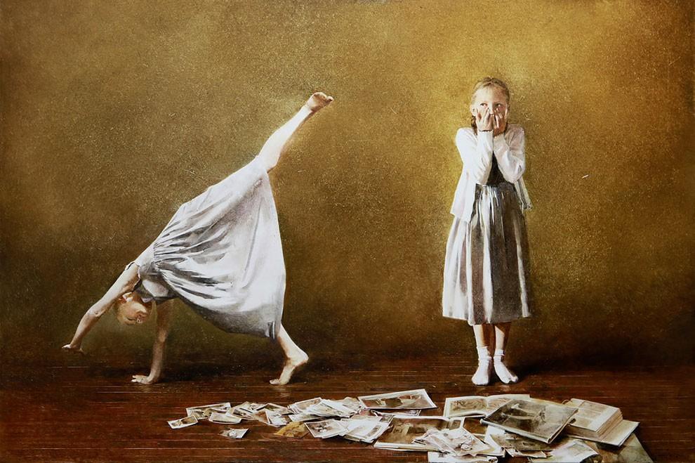 dipinti-pittura-iperrealistica-adolescenza-andrei-zadorine-22