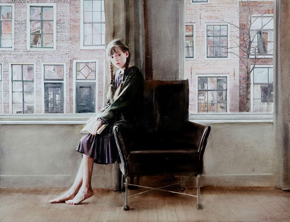 dipinti-pittura-iperrealistica-adolescenza-andrei-zadorine-25