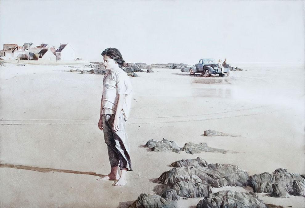 dipinti-pittura-iperrealistica-adolescenza-andrei-zadorine-36