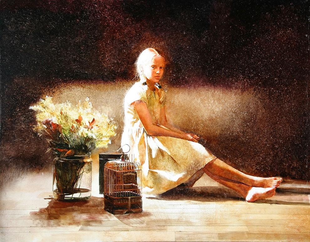 dipinti-pittura-iperrealistica-adolescenza-andrei-zadorine-43