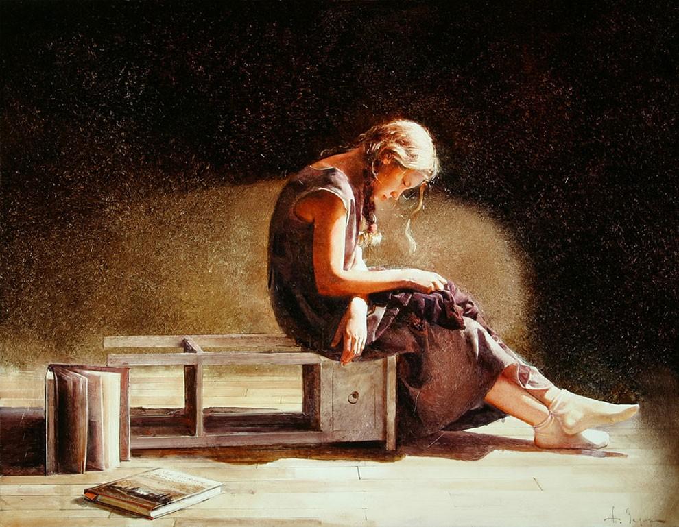 dipinti-pittura-iperrealistica-adolescenza-andrei-zadorine-46
