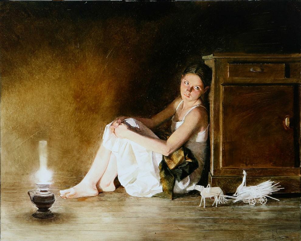 dipinti-pittura-iperrealistica-adolescenza-andrei-zadorine-50