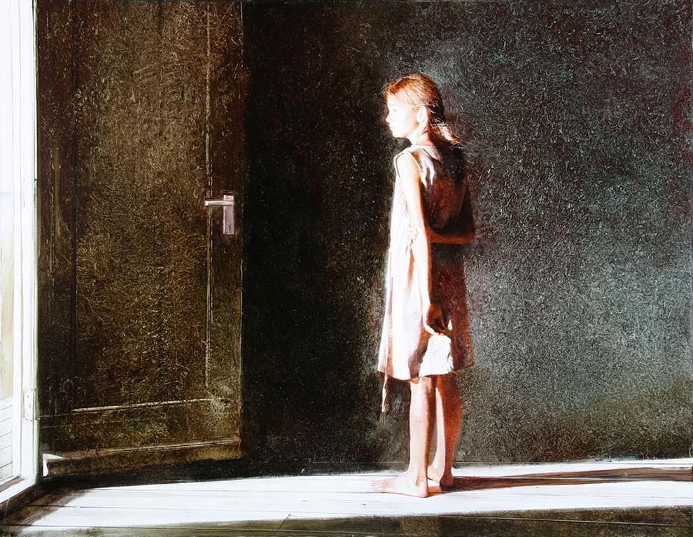 dipinti-pittura-iperrealistica-adolescenza-andrei-zadorine-52