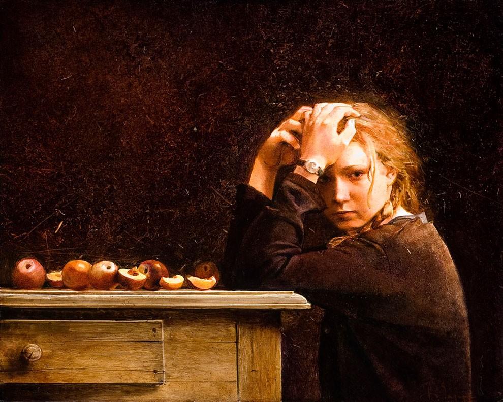 dipinti-pittura-iperrealistica-adolescenza-andrei-zadorine-57