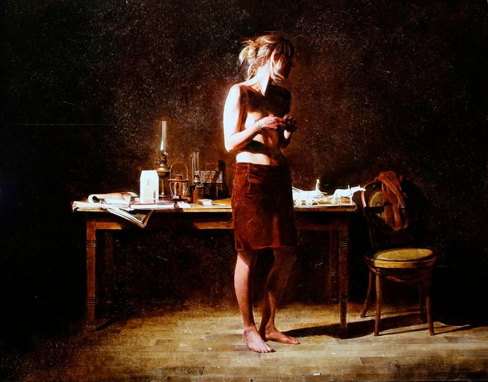 dipinti-pittura-iperrealistica-adolescenza-andrei-zadorine-58