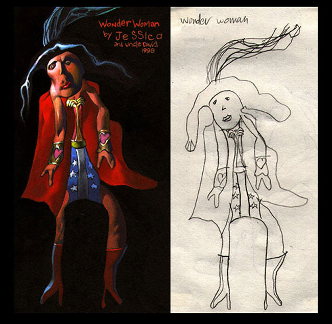disegni-bambini-dipinti-realistici-the-monster-engine-05