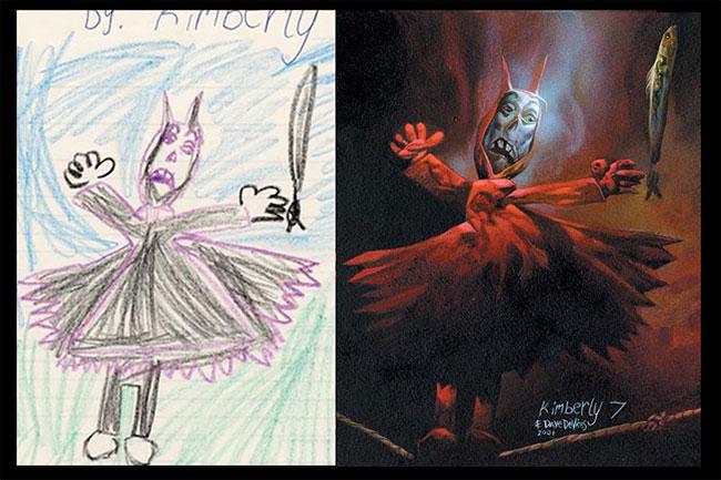 disegni-bambini-dipinti-realistici-the-monster-engine-08