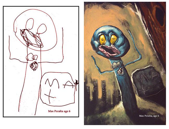 disegni-bambini-dipinti-realistici-the-monster-engine-12