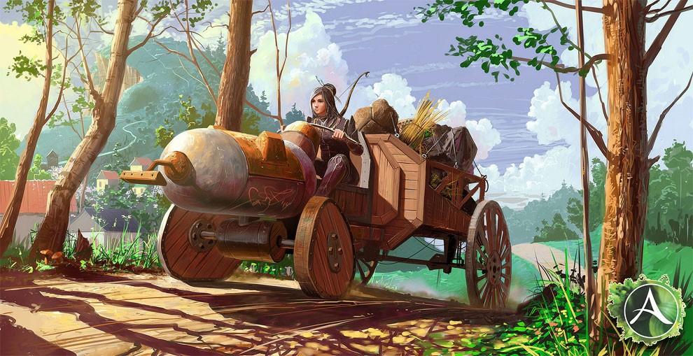 illustrazioni-dipinti-digitali-humor-horror-fantasy-sergey-svistunov-16
