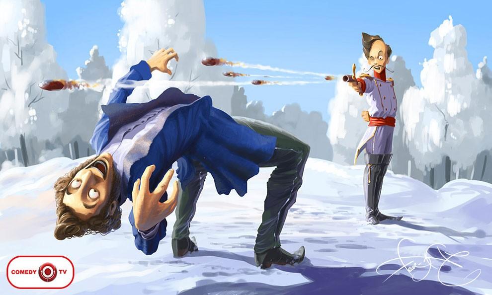 illustrazioni-dipinti-digitali-humor-horror-fantasy-sergey-svistunov-24