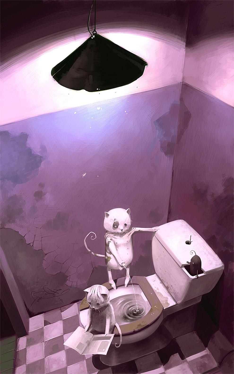illustrazioni-dipinti-digitali-humor-horror-fantasy-sergey-svistunov-46