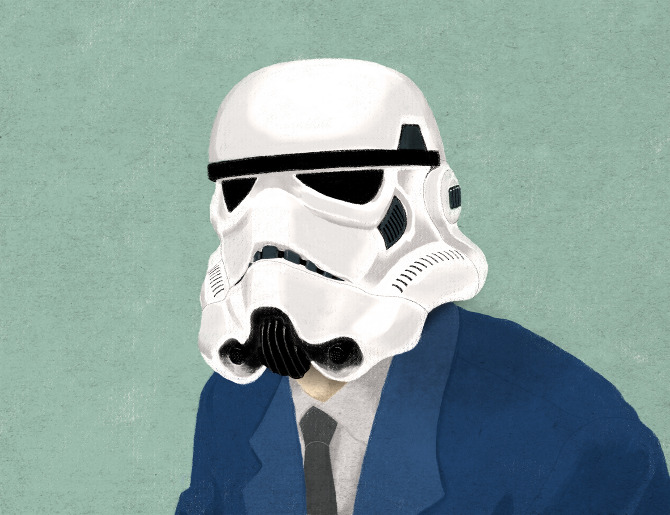 illustrazioni-star-wars-retro-vintage-chase-kunz-stormtrooper