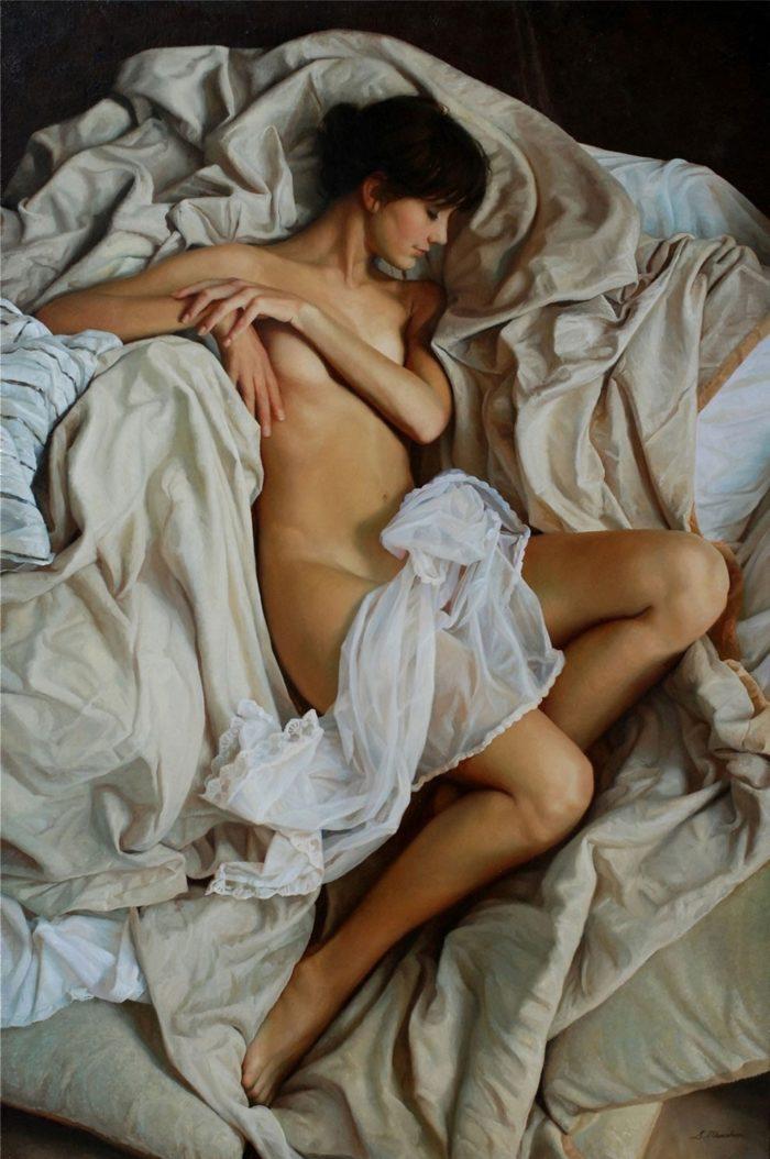 pittura-iperrealista-ritratti-femminili-serge-marshennikov-02