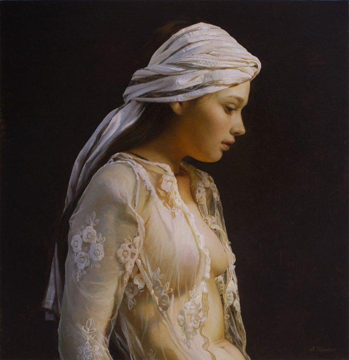 pittura-iperrealista-ritratti-femminili-serge-marshennikov-09