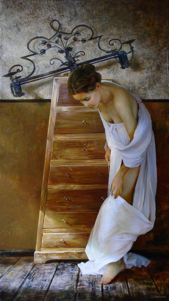 pittura-iperrealista-ritratti-femminili-serge-marshennikov-12